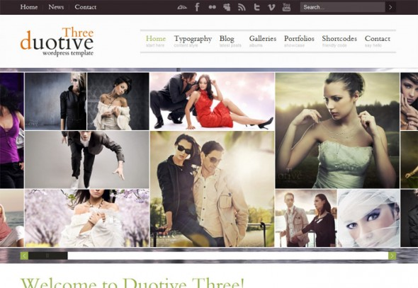 Duotive by ThemeForest