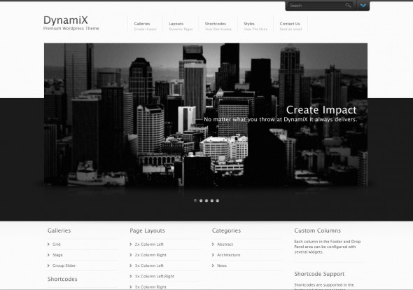 DynamiX by ThemeForest