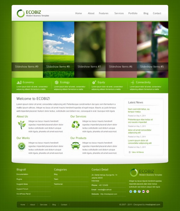 Ecobiz by ThemeForest
