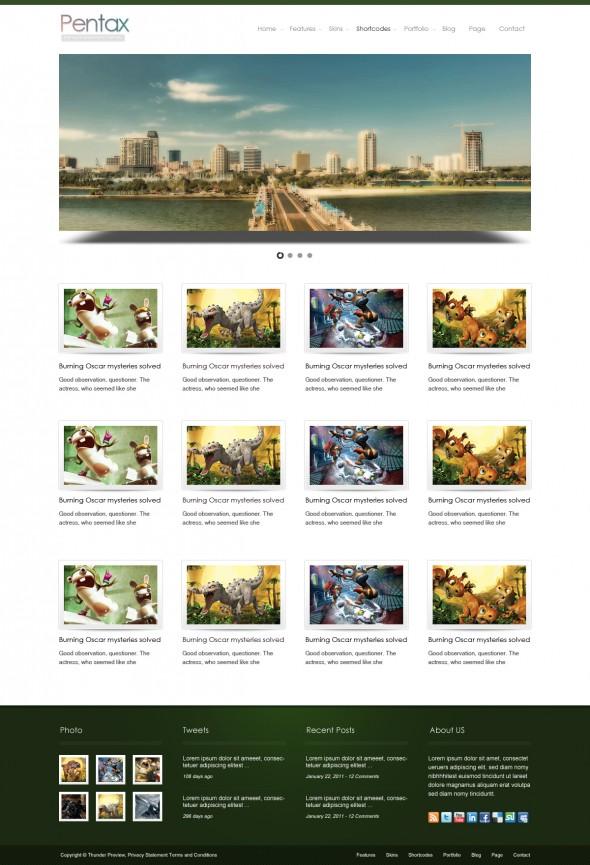 Pentax by Mojo Themes