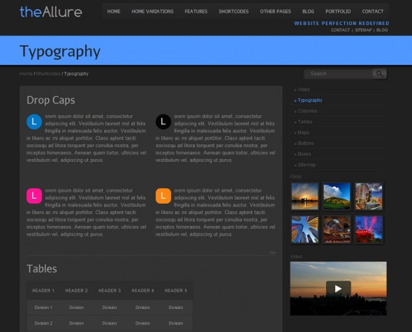 theAllure by Mojo Themes