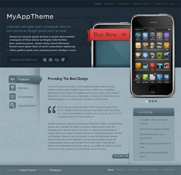 MyApp-ElegantThemes