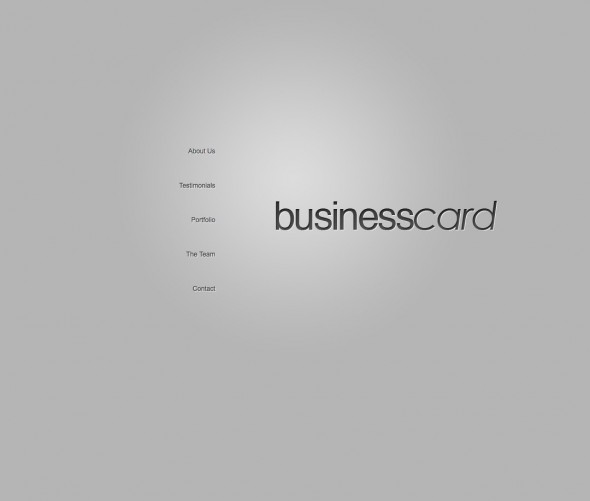 Businesscard-Elegant Themes