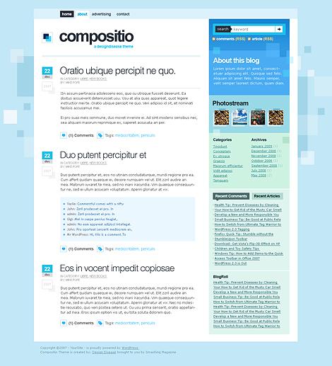 Compositio-Premium Themes