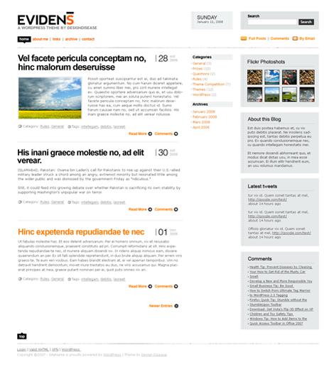 Evidens-Premium Themes