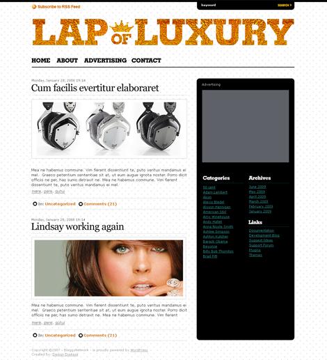 Lapofluxury-Premium Themes