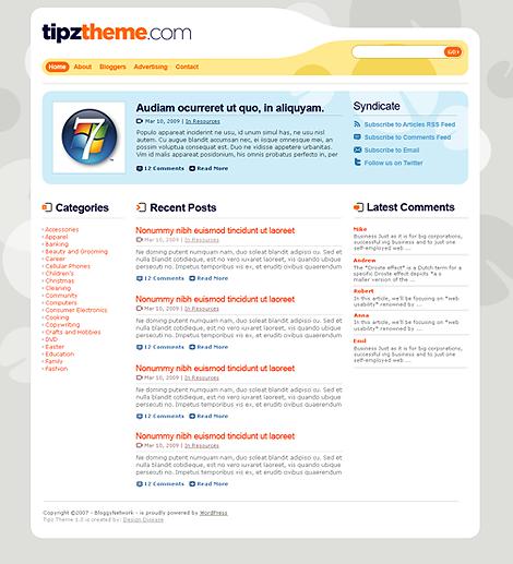 Tipz-Premium Themes