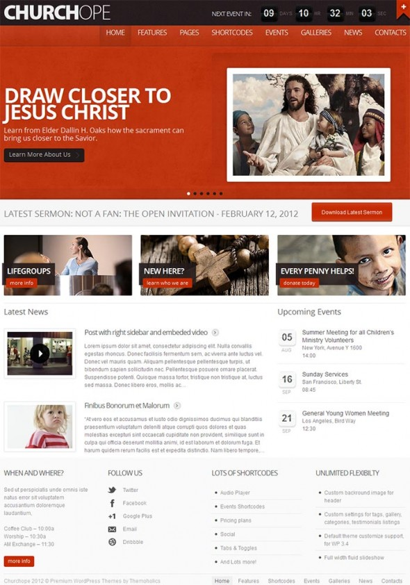 Churchope.ThemeForest